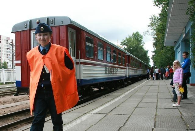 Малая Октябрьская железная дорога: Фото