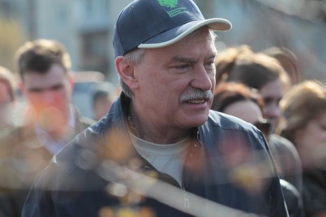 Полтавченко, субботник, 26 апреля: Фото