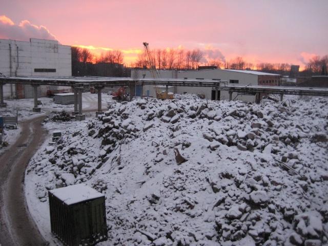 Карта: что останется от бывшего Вагоностроительного завода в Петербурге : Фото