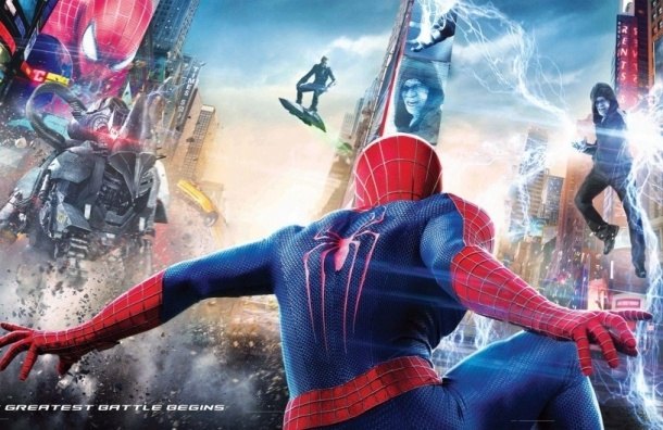 Рецензия: «Новый Человек-паук-2» - униженные и оскорбленные разносят Нью-Йорк