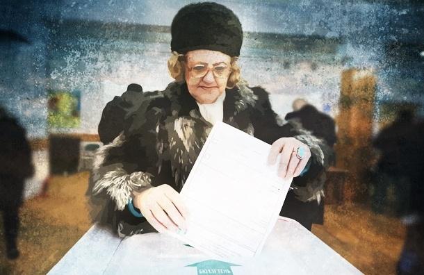 Муниципальные выборы в Петербурге будут проходить с военными и досрочниками