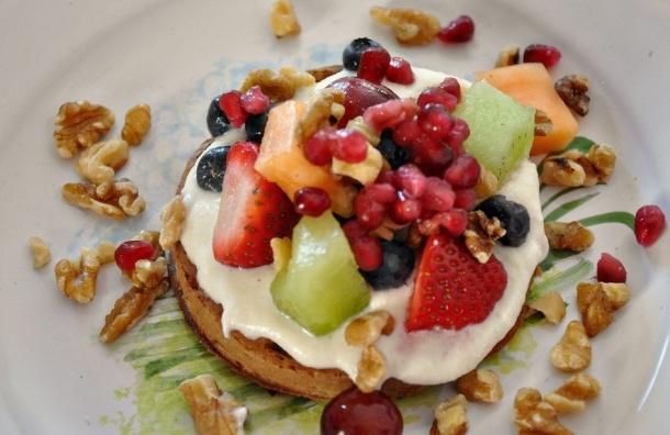 Весенний завтрак: бодрость и стройность с самого утра