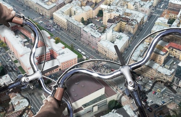 Чтобы не срывать велопробег, его превратили в траурное мероприятие