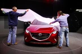 Mazda в США отзывает более 40 тысяч автомобилей из-за пауков