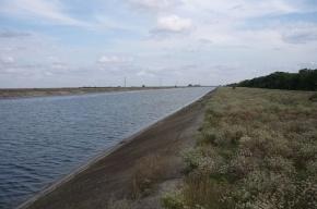 Украина перекрыла Северо-Крымский канал, оставив полуостров без воды