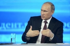 Путину не стыдно за своих друзей, попавших под санкции Запада