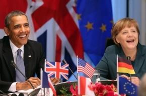 Германия и США обсуждают возможность введения новых санкций против РФ