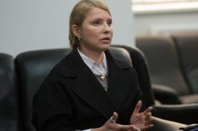 Тимошенко попросила военной помощи для Украины у Конгресса США