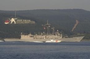 Фрегат «Тэйлор» ВМС США вошел в Черное море
