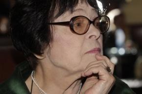 Кира Муратова: Пусть оставят Украину в покое