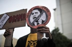 Обама призвал Европу к совместным санкциям против России