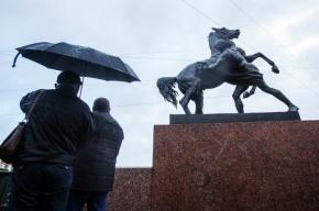 На майские праздники в Петербурге может пройти снег