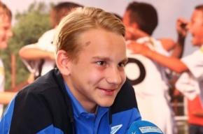 Юный футболист из Петербурга украсит Сборную городов России
