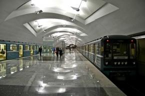 Юноша погиб, упав под поезд в московском метро