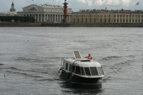В Петербурге аквабусы будут ходить от площади Ленина до Старой деревни