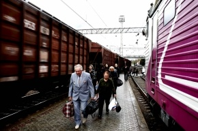 Украина согласовала с Россией и Белоруссией движение поездов в Крым