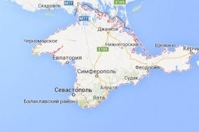 Google присоединил Крым к России
