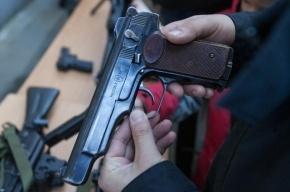В Москве пьяный полицейский открыл стрельбу по своим коллегам