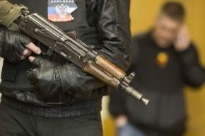 Под Славянском обстреляна группа ополченцев, один человек погиб