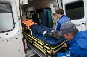 В Москве иномарка сбила 5 человек на пешеходном переходе