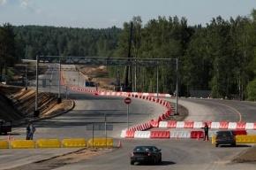 Проверка дорожного покрытия КАД выявила 11 нарушений на 3,3 млн рублей