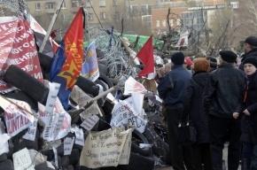 В Донецке захвачено здание областной телерадиокомпании