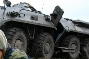 СМИ сообщили о введении военной техники в Луганск