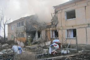 В Омской области в жилом доме произошел взрыв газа