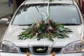 Стреляющий свадебный кортеж задержали в Москве