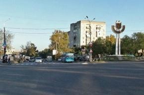 В Хабаровске микроавтобус сбил четверых человек на остановке