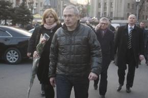 В Донецке боевики не пустили Ходорковского в обладминистрацию