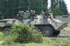 В Чечне при подрыве БМП погибли четверо военнослужащих