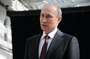 Путин наградит военных, следящих за безопасностью референдума в Крыму