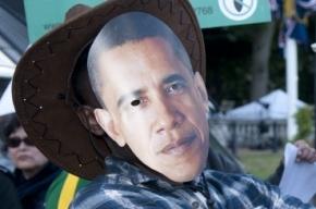 Преступники в масках Обамы ограбили магазин в Краснодаре