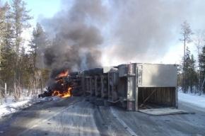 В ХМАО в крупной аварии погибли пять человек