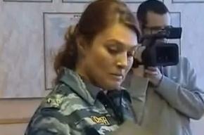 Полковник Ожимина, толкнувшая женщину, стала фигурантом уголовного дела