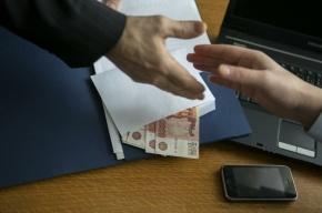 Врио главы театра Российской армии попался на взятке в 180 тысяч рублей