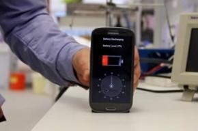 Создано устройство, способное зарядить смартфон 30 секунд