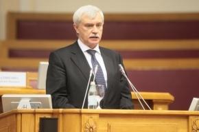 Полтавченко: до 2020 года в Петербурге построят 13 станций метро