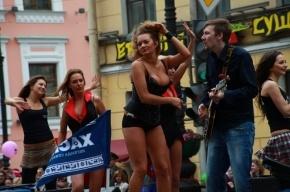В День города на Невском проспекте станцуют 4 тысячи человек
