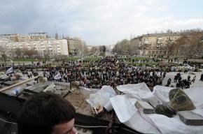 Иностранные наемники наводят порядок на востоке Украины