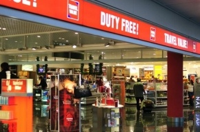 Duty free открылся на Финляндском вокзале в Петербурге
