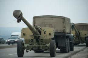 СМИ: Украинская армия начала штурм аэродрома в Донбассе