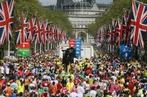Участник лондонского марафона скончался на финише