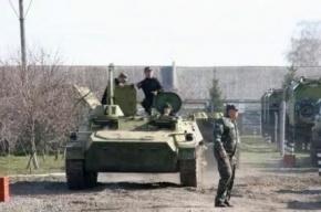 Украинская армия выводит из резерва около 900 единиц военной техники