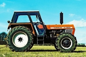 Интерпол нашел в Петербурге трактор, угнанный в Великобритании