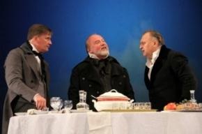 Два украинских театра не приехали на фестиваль в Петербург