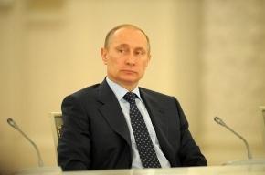 Путин обозвал украинские власти хунтой и кликой