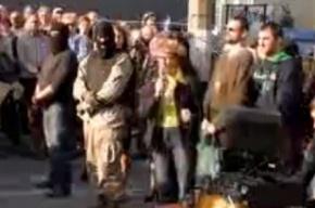 Митингующие в Луганске провозгласили независимую «народную республику»