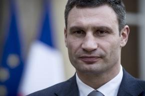 Партия УДАР выдвинула Виталия Кличко на пост мэра Киева